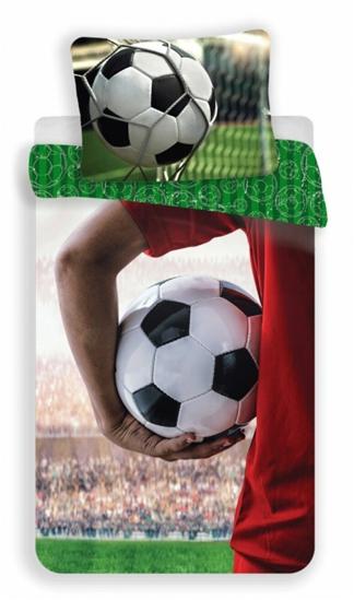 Obrázek z Povlečení fototisk Fotbal 02 140x200, 70x90 cm