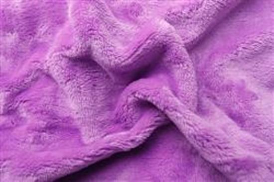 Obrázek z Prostěradlo mikroflanel fialová