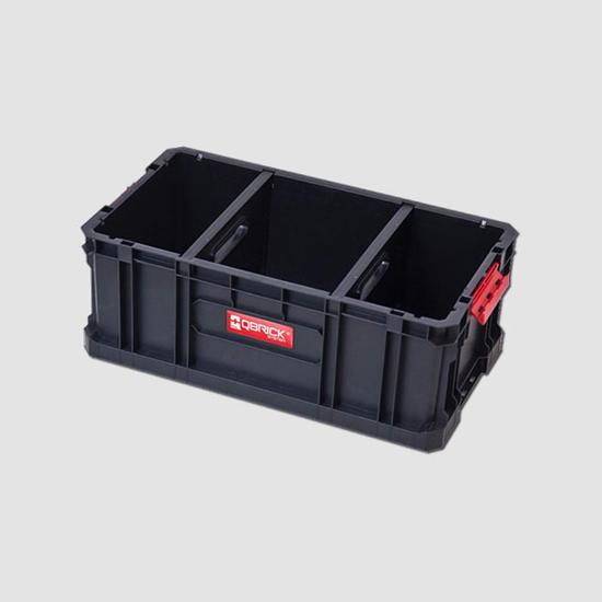 Obrázek z Box plastový 526x307x195mm Qbrick TWO Box 200 Flex