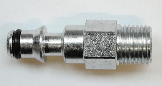 Obrázek z Adaptér tlakové pistole rychlospojka-závit 5.009.0751