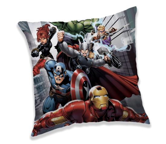 Obrázek z Polštářek Avengers Fight 40x40 cm