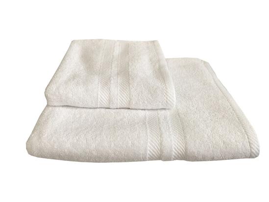 Obrázek z Osuška LINDA bílá 70x140 cm