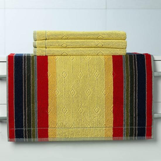Obrázek z Pracovní ručník Vebzara žlutá 55x100 cm
