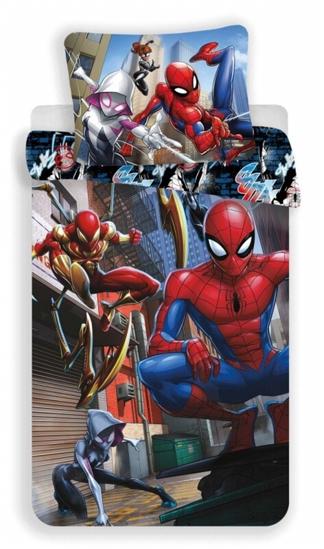 Obrázek z Povlečení Spiderman Action 140x200, 70x90 cm