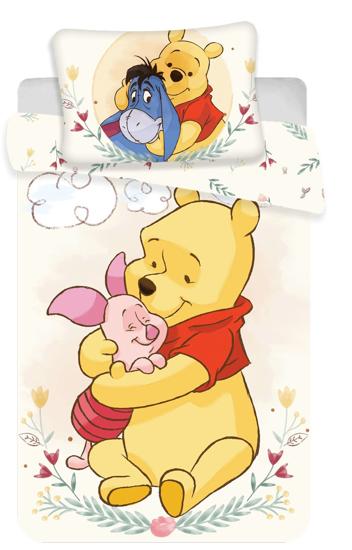 Obrázek z Disney povlečení do postýlky WTP cute baby 100x135, 40x60 cm