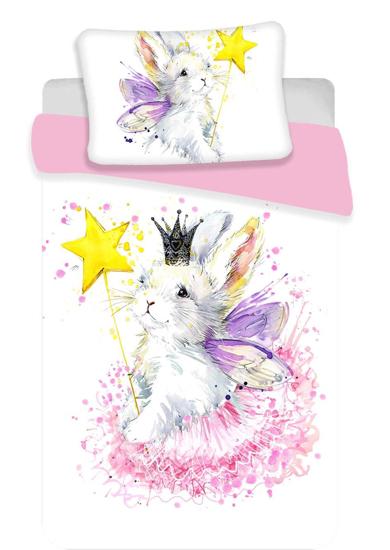 Obrázek z Disney povlečení do postýlky Bunny baby 100x135, 40x60 cm