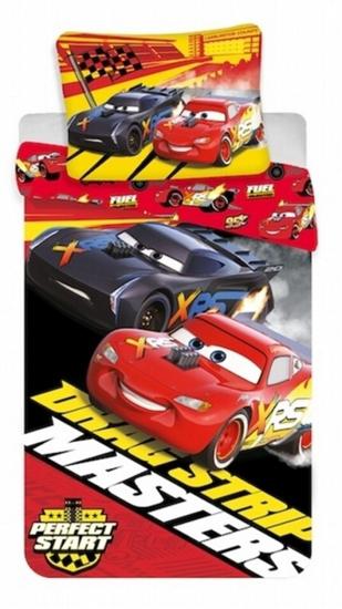 Obrázek z Povlečení Cars Masters 140x200, 70x90 cm