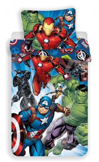Obrázek z Povlečení Avengers Brands 140x200, 70x90 cm