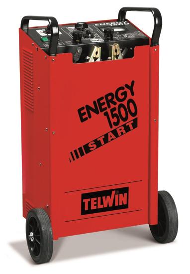 Obrázek z Startovací vozík Energy 1500 Start Telwin