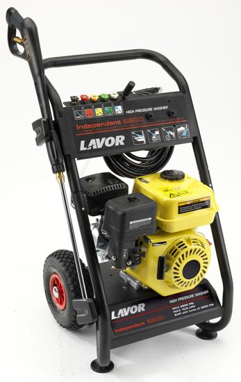 Obrázek z Benzínový vysokotlaký čistič Independent 2800 Lavor