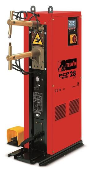 Obrázek z Sloupová bodovací svářečka PCP 28 LCD ramena 700 m Telwin