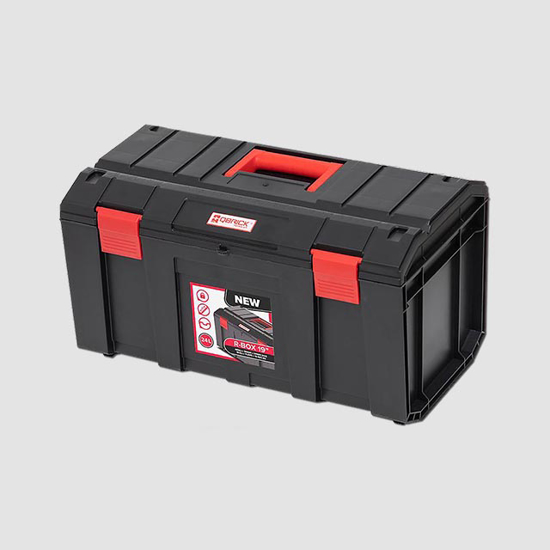 Obrázek z Plastová box Qbrick Regular 19,  485x284x265mm