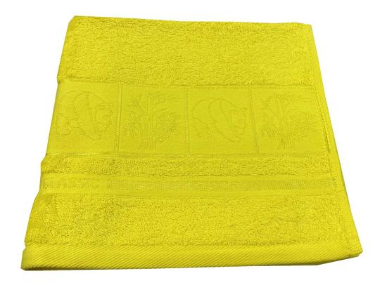 Obrázek z Bambusový ručník Panda 50x100 žlutý
