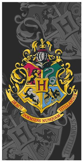 Obrázek z Osuška Harry Potter 70x140 cm
