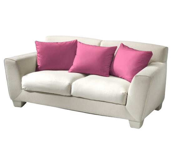 Obrázek z Povlak bavlna růžová 40x40 cm