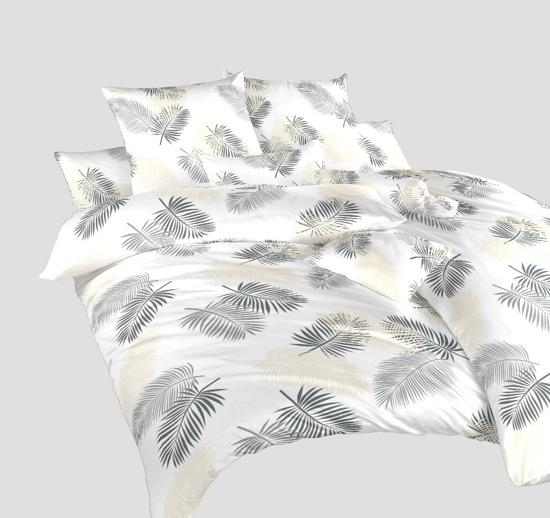Obrázek z Povlečení bavlna Peříčka 200x220 cm povlak