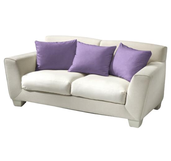 Obrázek z Povlak bavlna fialová 40x40 cm