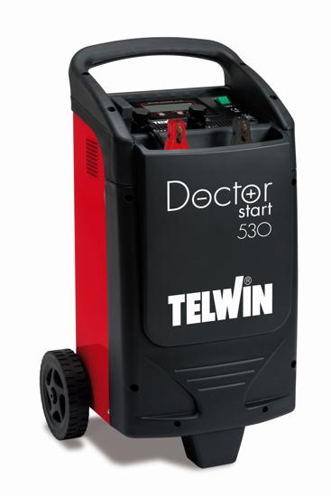 Obrázek z Startovací vozík Doctor Start 530 Telwin