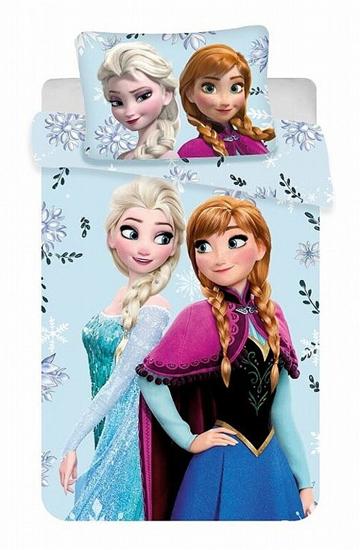 """Obrázek z Povlečení Frozen """"Floral 02"""" 140x200, 70x90 cm"""