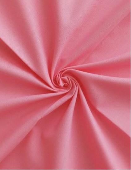 Obrázek z Povlečení satén růžová 140x200, 70x90cm II.jakost