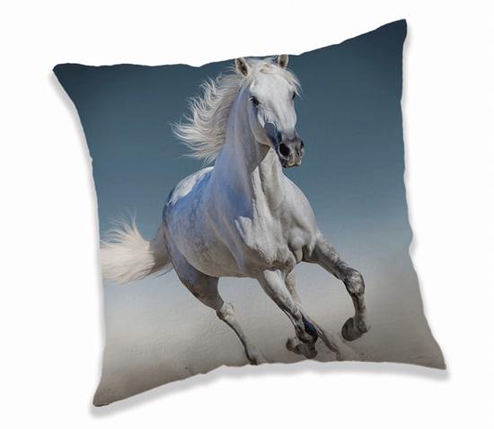 Obrázek z Polštářek White horse 40x40 cm
