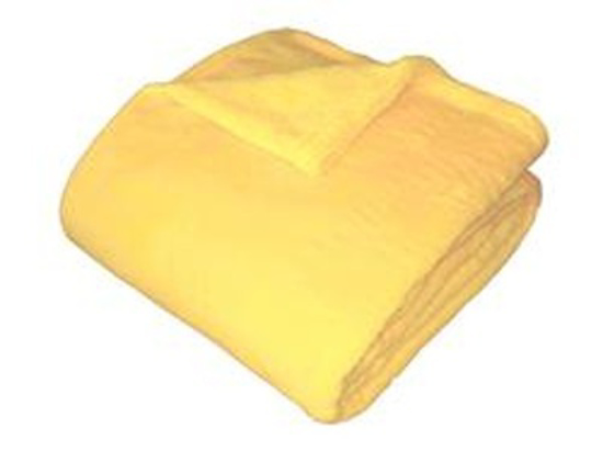 Obrázek z Super soft deka Dadka světle žlutá