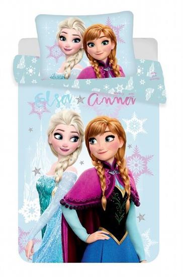 """Obrázek z Povlečení Frozen """"Light blue"""" 140x200, 70x90 cm"""