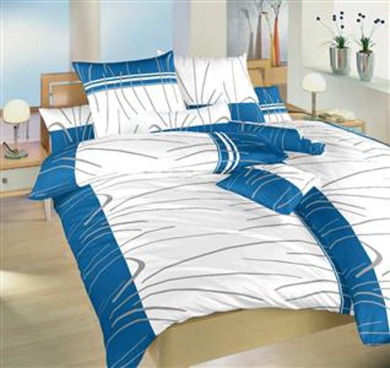 Obrázek z Povlečení bavlna Tenerife modré