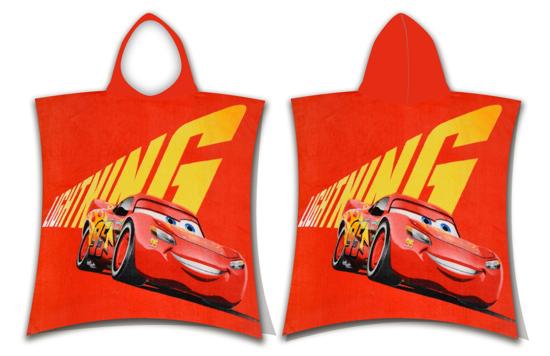 "Obrázek z Pončo Cars ""McQueen"" 50x115 cm"