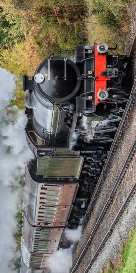 Obrázek z Osuška Parní vlak 70x140 cm