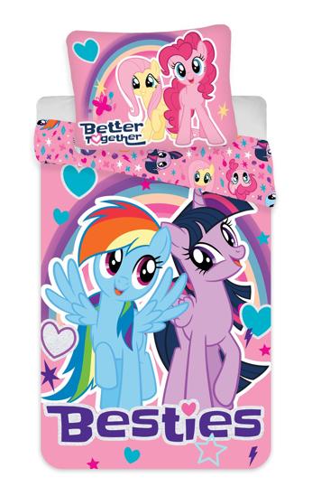Obrázek z Povlečení My Little Pony 1001 140x200, 70x90 cm