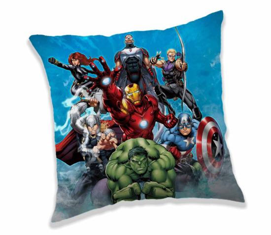 Obrázek z Povlak na polštářek Avengers 02 40x40 cm