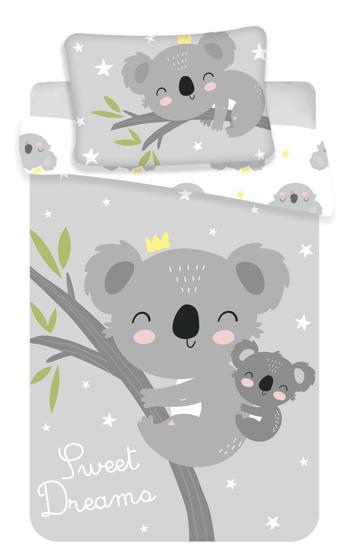 """Obrázek z Disney povlečení do postýlky Koala """"Sweet dreams"""" baby 100x135, 40x60 cm"""