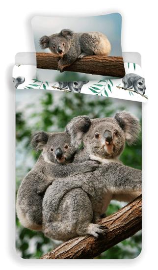 Obrázek z Povlečení fototisk Koala 140x200, 70x90 cm