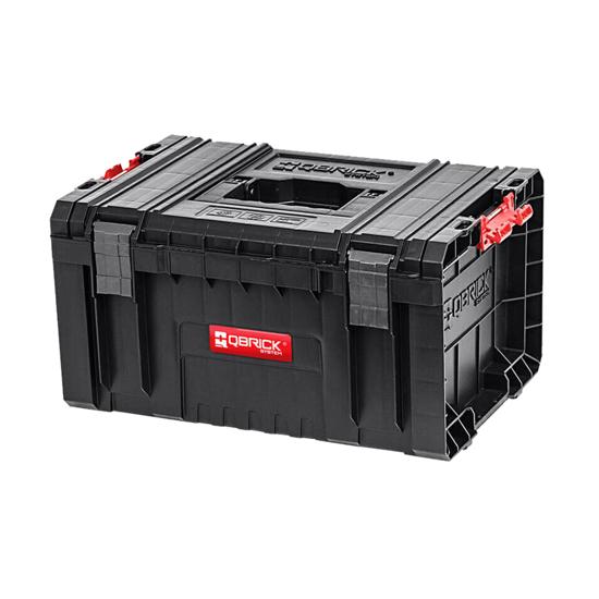 Obrázek z Box na elektro Qbrick Toolbox 450x334x240mm