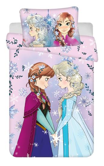 """Obrázek z Disney povlečení do postýlky Frozen 2 """"Pastel 02"""" baby 100x135, 60x40 cm"""